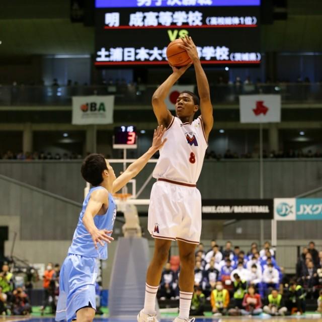 男子決勝_明成vs土浦日本大学10